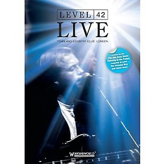 Level 42 - Live at London's Town & Country Club [DVD] USA import