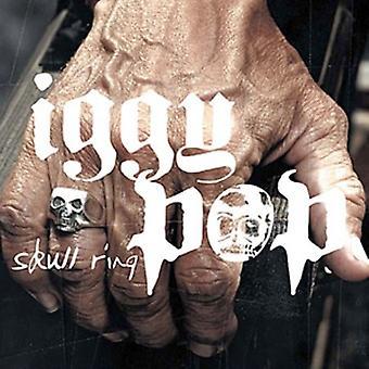 Iggy Pop - Skull Ring [CD] USA import