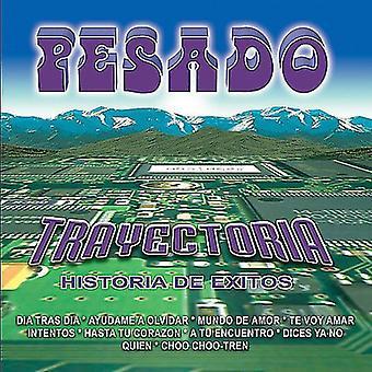 Pesado - Trayectoria [CD] USA import