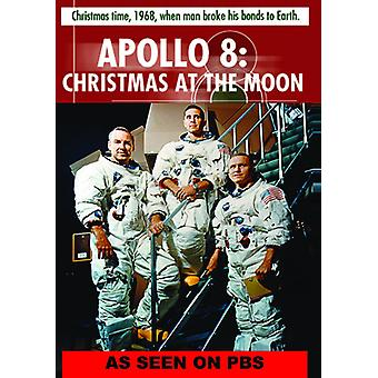 Apollo 8: Christmas at the Moon [DVD] USA import