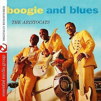 Aristokatit - Boogie & Blues [CD] USA tuonti