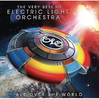 Elo (Electric Light Orchestra) - over de hele wereld: zeer beste van Electric Light [Vinyl] USA importeren