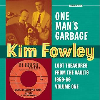 Kim Fowley - Another Man's Gold [CD] USA import