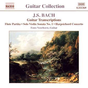 J.S. Bach - Bach: Gitarr transkriptioner [CD] USA import