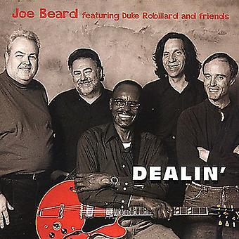ジョーのひげ - Dealin' [CD] USA 輸入
