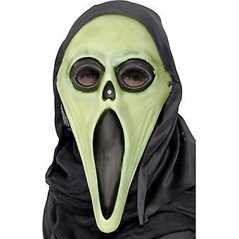 Duchové maska rod hrůza Halloween maska LEUCHTET