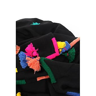 Paul Smith Coloured Edge Stitch Scarf