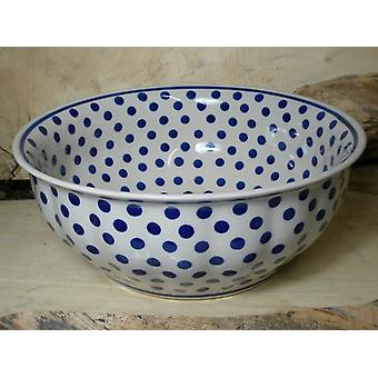 Waves edge Bowl, 2nd choice, Ø 29 cm, height 11 cm, tradition 24 - BSN 60331