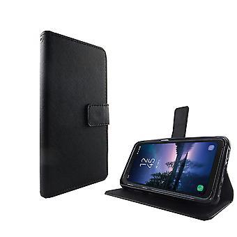 Matkapuhelin tapauksessa pussi mobiili Samsung Galaxy S8 aktiivinen Black