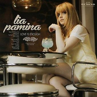 Lia Pamina - Love Is Enough [CD] USA import