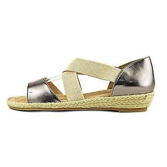 Beacon Womens Lydia Open Toe Casual Platform Sandals