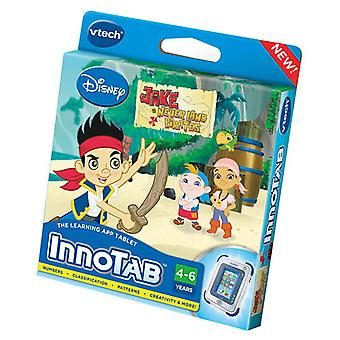 VTech Innotab leren Cartridge Jake en de Neverland piraten