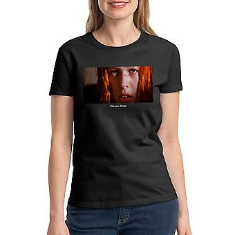The Fifth Element Please Help Quote Women's Black T-shirt