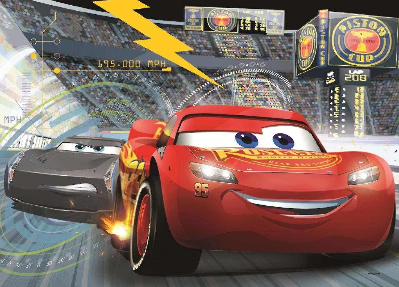 Rompecabezas Disney Cars 3-50 piso gigante