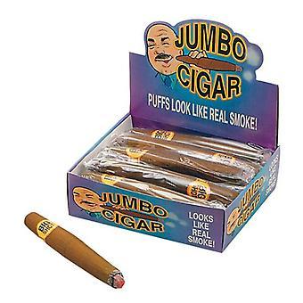 Zigarre. Jumbo Blätterteig Blätterteig.