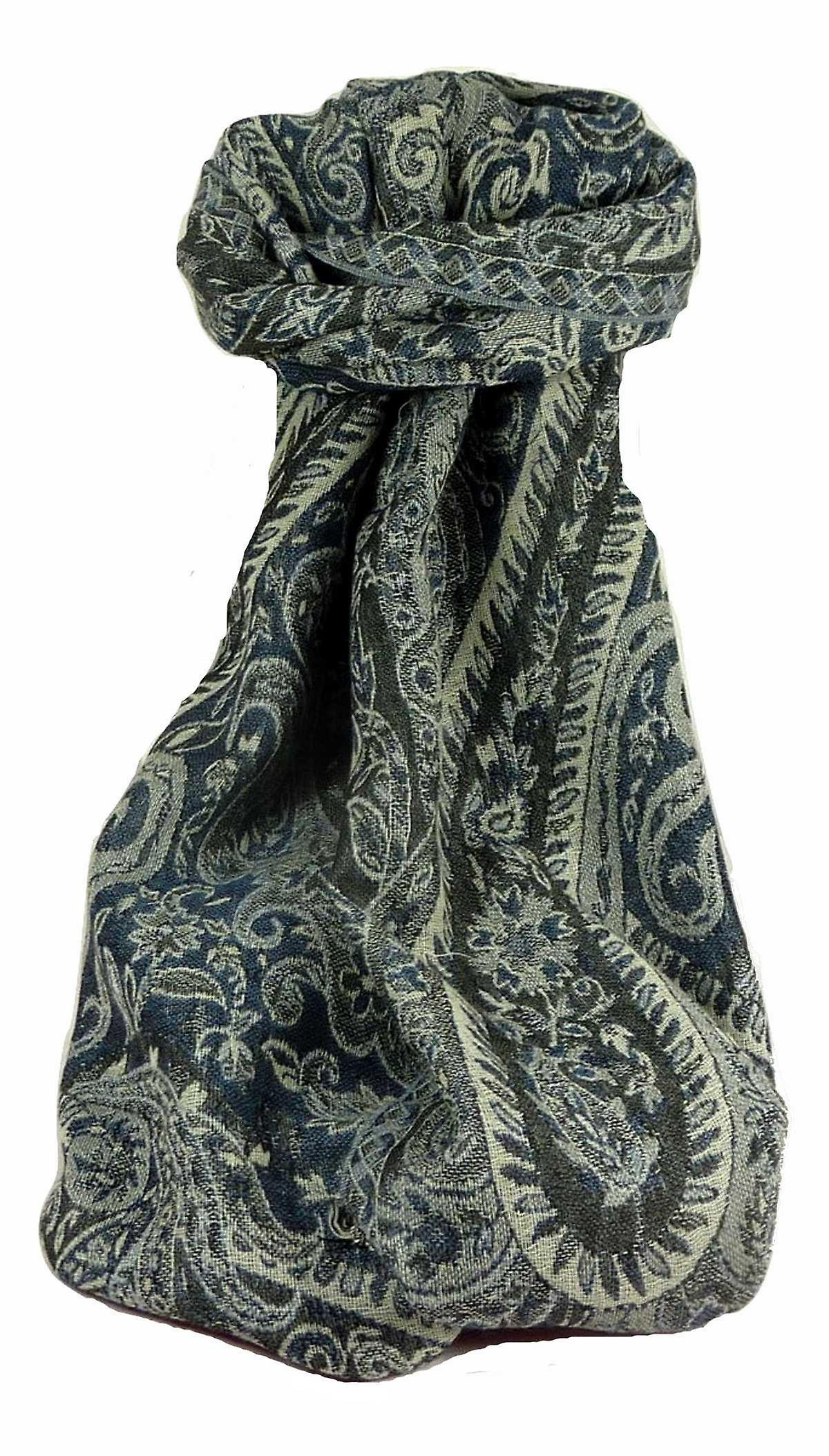 Mens Muffler Scarf 9669 Fine Pashmina Wool by Pashmina & Silk