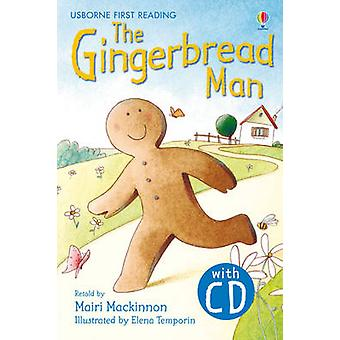 The Gingerbread Man (New edition) by Mairi Mackinnon - Elena Temporin