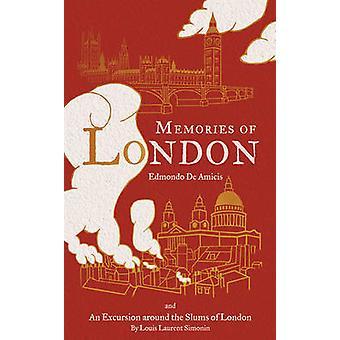 ذكريات لندن من جانب إدموندو دي أميسيس--ستيفن باركين-9781847493