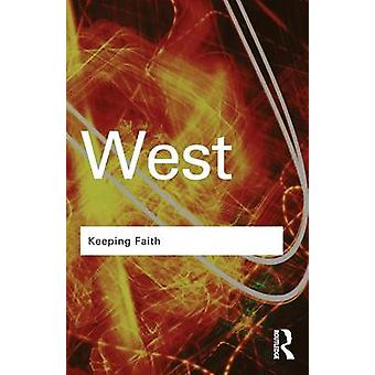 Keeping Faith  Philosophy and Race in America by Cornel West