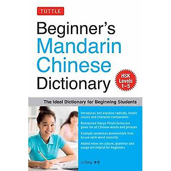 Beginner Mandarin kinesisk ordbog - ordbogen ideel for Begi