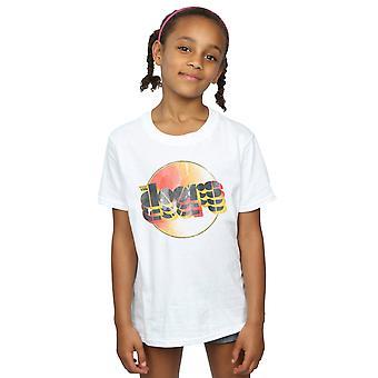 The Doors Girls Sunset Logo T-Shirt