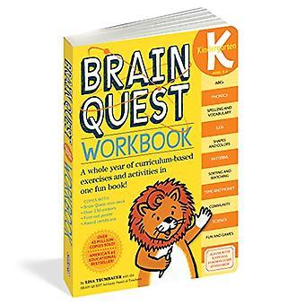 Brain Quest maternelle classeur [avec des autocollants]