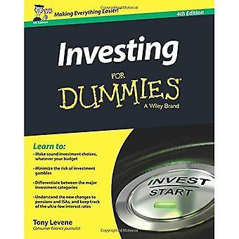 Investitionen für Dummies