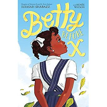 Betty vor X