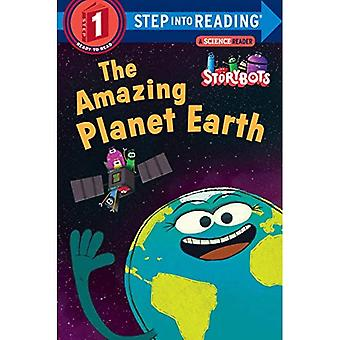 StoryBots l'incroyable de la planète terre