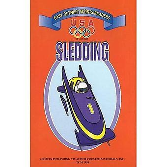 Sledding Easy Olympic Sports Readers