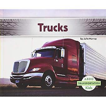 Trucks (Abdo Kids: Transportation)
