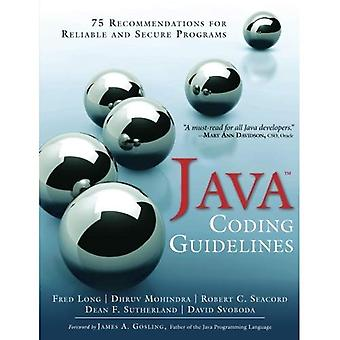 Java-Coding Guidelines