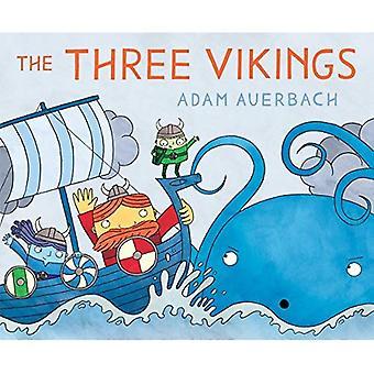 De tre vikingarna