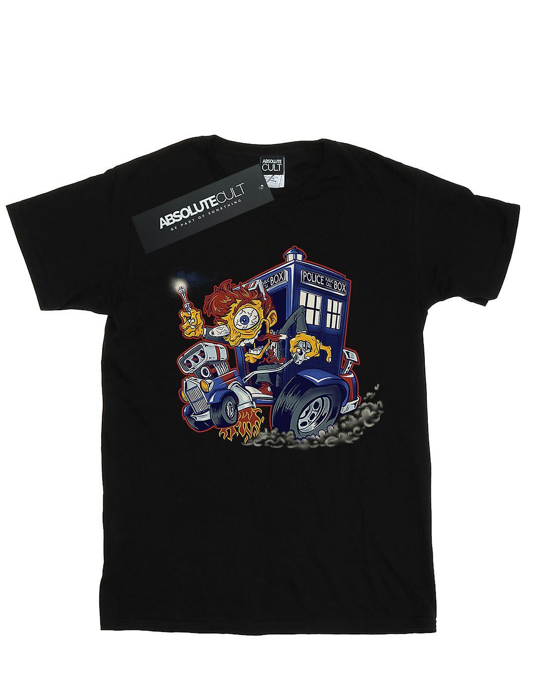 Poopsmoothie Girls Doctor Fink T-Shirt