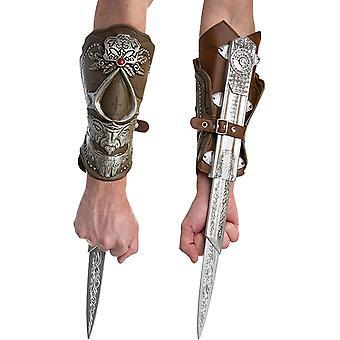 Assassins Creed Ezios ostrzem rękawicę