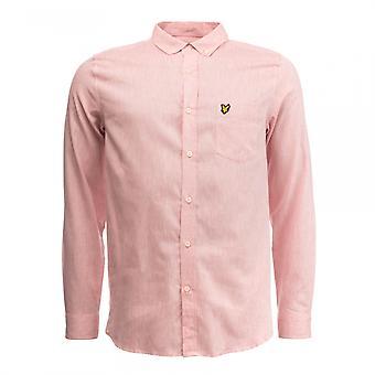 Lyle & Scott Lyle & Scott Cotton Linen Mens Shirt