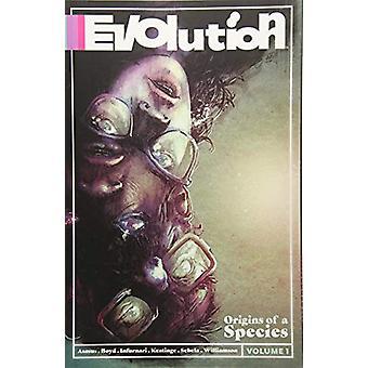Evolution Volume 1 by James Asmus - 9781534306561 Book