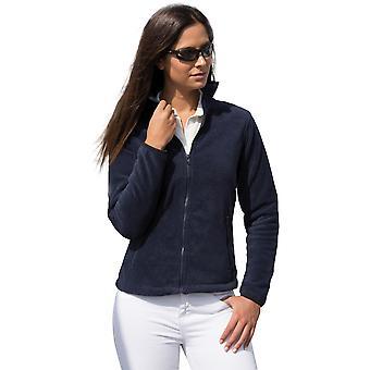 Regard extérieur Womens/dames Ossa Fashion Fit Zip Fleece Top