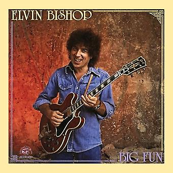 Elvin Bishop - Big Fun [CD] USA import