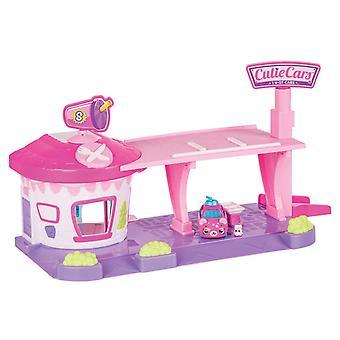 Pierwsza Cutie samochody Diner Playset