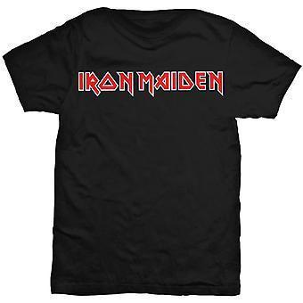 La camiseta de hombre Iron Maiden logo