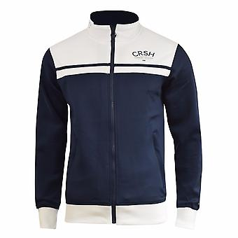 Mens jacket track crosshatch aichi quality tracksuit top