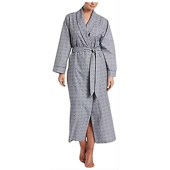 British Boxers Earl Rose Stampa Robe-grigio