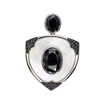 Belle Etoile Aegis Black Pendant  2031010202