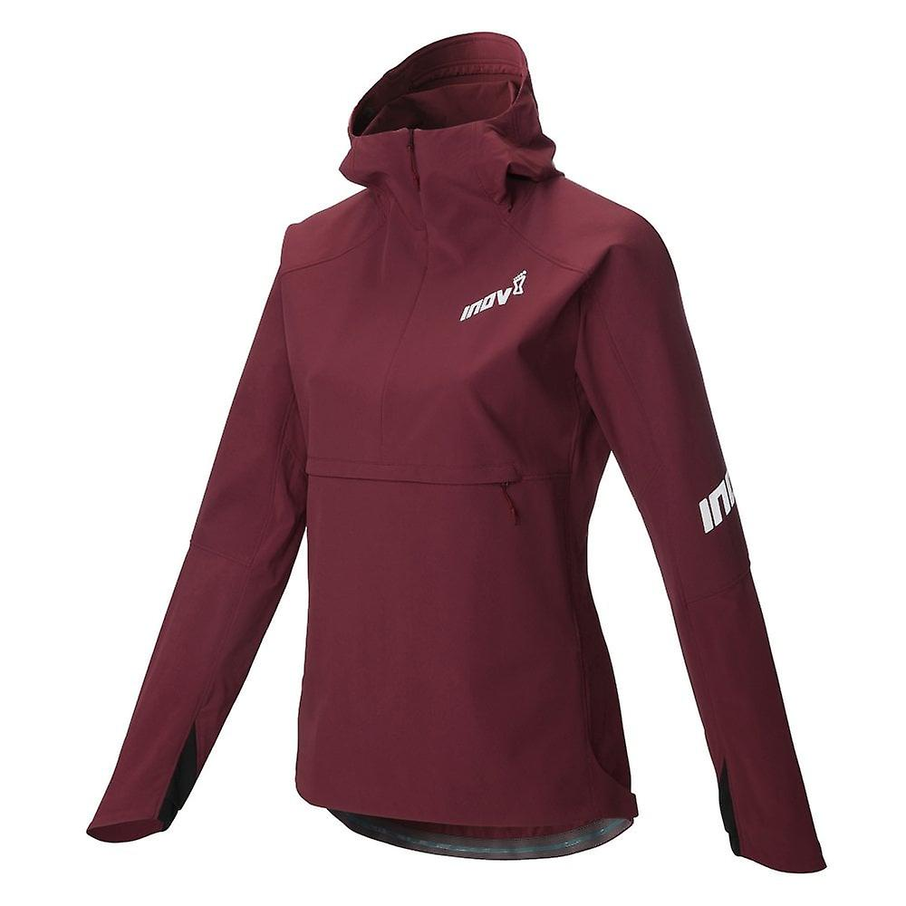 Inov8 Softshell Womens Thermal/waterproof/windproof Running Jacket Purple
