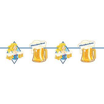 Mugs de bière De l'Oktoberfest Girlang