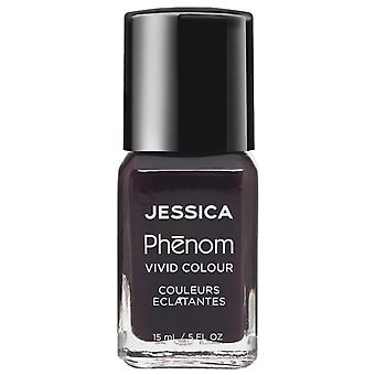 Jessica Phenom Vivid Colour Weekly Winter Nail Polish Collection - First Class 15mL