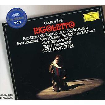 G. Verdi - Verdi: Rigoletto [CD] USA import