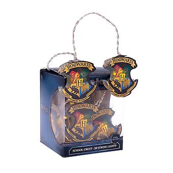Harry Potter Hogwarts 2D String Fairy Lights oficial licenciado mercadoria