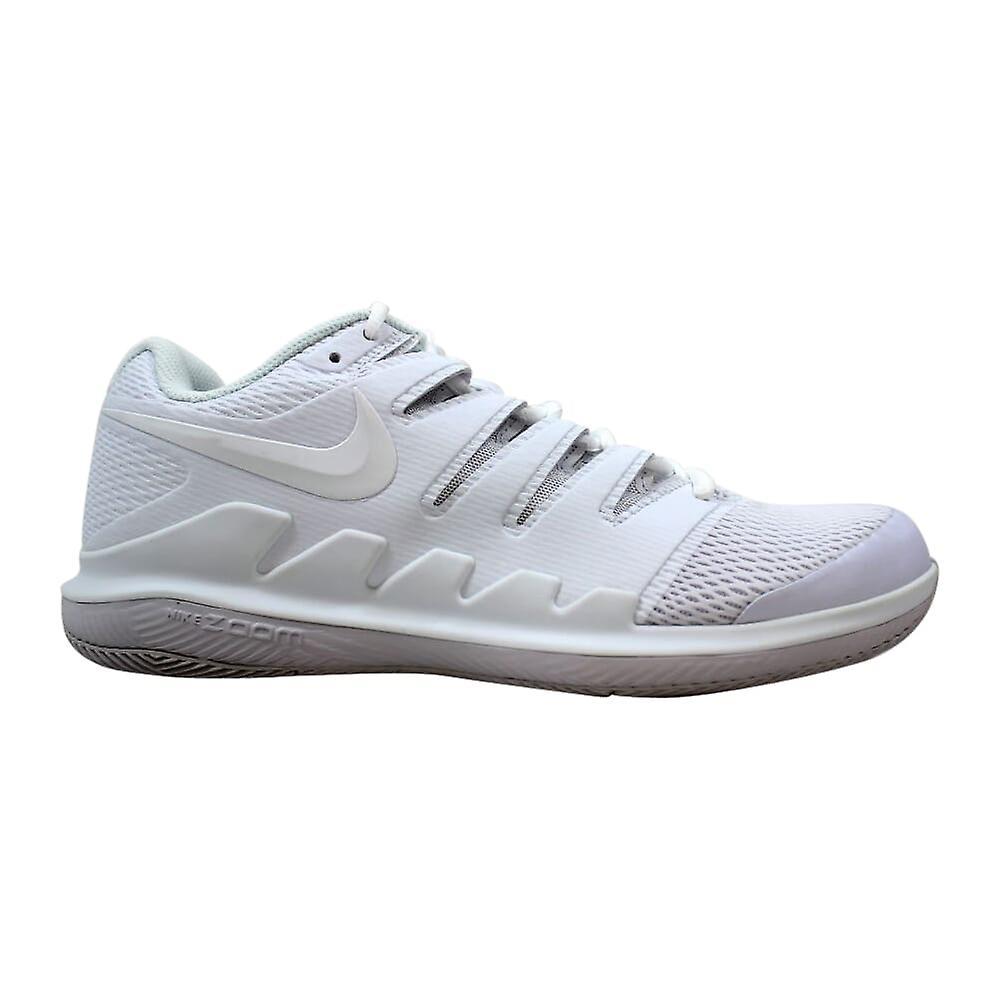 Nike Air Zoom Vapor X HC Biały/Vast Grey AA8027-101 Kobiety's y3Dzj